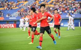 """Lại thắng hú vía, Hàn Quốc khiến Trung Quốc """"đau hơn hoạn"""" vì bàn thua phút cuối"""