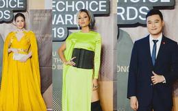 Thảm đỏ WeChoice Awards 2019 khủng nhất đầu năm của Vbiz: H'Hen Nie xuất hiện cá tính, Nhật Kim Anh như  nữ hoàng