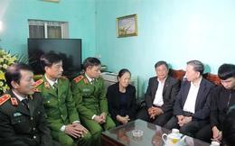 Công nhận liệt sỹ đối với 3 cán bộ, chiến sỹ công an hy sinh tại Đồng Tâm