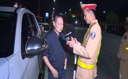 Phạt kịch khung Phó Giám đốc bệnh viện ở Thái Bình vi phạm nồng độ cồn