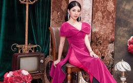 Người đẹp tài năng Lê Thanh Tú trẻ trung, hiện đại với áo dài cách tân