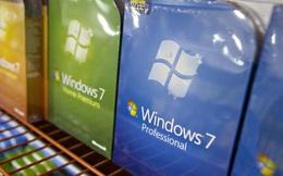 Microsoft chính thức khai tử Windows 7 từ ngày hôm nay