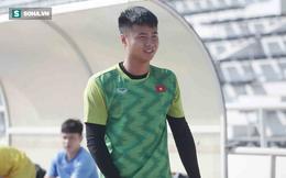 """Thủ môn Văn Toản: """"Hòa Jordan, U23 Việt Nam buồn nhiều, thầy Park phải liên tục động viên"""""""