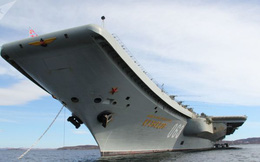 """Đồng minh của Mỹ bỗng đánh giá cao tàu sân bay mới của Nga: Thiết kế rất ấn tượng, trang bị vũ khí """"phi thường"""""""