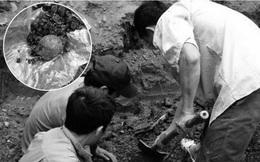 Người dân phát hiện nhiều mẫu xương nghi xương người tại vuông tôm