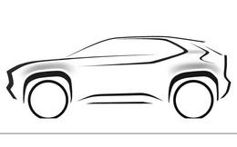 Sắp xuất hiện chiếc SUV cỡ nhỏ hoàn toàn mới