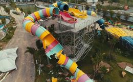 Ảnh: Công viên nước Thanh Hà bị cưỡng chế tháo dỡ sau sự cố khiến 2 bé trai tử vong thương tâm