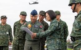 """Vừa tái đắc cử lãnh đạo Đài Loan, bà Thái Anh Văn đã gửi thông điệp """"nắn gân"""" Trung Quốc"""