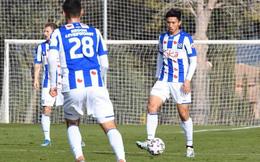 """Báo Hà Lan """"vừa đấm vừa xoa"""" Đoàn Văn Hậu sau 2 trận liên tiếp ra sân cho Heerenveen"""