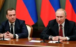 Nga có chính phủ mới