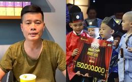 """Tiếp sau """"trùm"""" Điền Quân, Phó giám đốc Khương Dừa lại lên tiếng về lùm xùm 5 chú tiểu"""