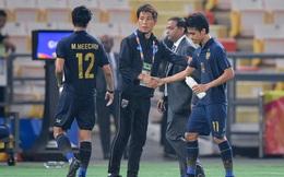 Binh đoàn của Akira Nishino bất bại trước các đại diện Tây Á