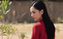 """Hot girl """"Cả một đời ân oán"""" Hạ Anh xinh đẹp trong tà áo dài, tiết lộ dự án với tài tử TVB"""