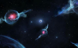 Vật thể bí ẩn xoay quanh lỗ đen ở trung tâm dải Ngân Hà
