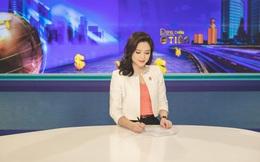 BTV Khánh Ly tất bật chuẩn bị chương trình cho Tết Canh Tý 2020