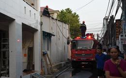 Cháy cơ sở nuôi dạy trẻ mồ côi từ thiện, nhiều học viên thoát chết
