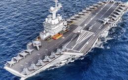 Bị tàu sân bay Pháp áp sát, tại sao Iran không hề lo ngại?