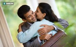 Nghe lời khuyên của vợ, chồng mang chậu cây tới công ty và được thăng chức lên chủ tịch
