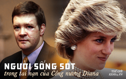 Người duy nhất sống sót trong tai nạn thảm khốc của Công nương Diana: Phải phẫu thuật khuôn mặt, bị kiện tụng và 'thuyết âm mưu' bủa vây hơn 2 thập kỷ
