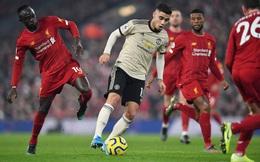 Đừng để chút hi vọng nhỏ nhoi đánh lừa, Man United đã bị Liverpool bỏ quá xa về đẳng cấp