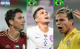 Báo Thái Lan e ngại khi UAE định nhập tịch cầu thủ thứ 3 từ Nam Mỹ