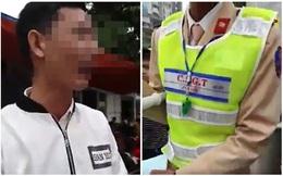 Clip: Tài xế taxi bị CSGT thổi phạt vì không mặc đồng phục, màu áo trùng màu dây an toàn lại gây thêm hiểu lầm