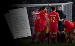 AFC chính thức lên tiếng về quả penalty tranh cãi khiến U23 Thái Lan tan mộng Olympic