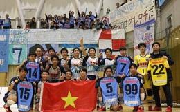Đến lúc tính chuyện 'xuất khẩu' cầu thủ futsal Việt sang Thái, Nhật