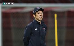 Trắng tay cùng Thái Lan, HLV Nishino vẫn được thưởng hợp đồng với lương gấp đôi thầy Park