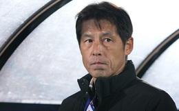 HLV Nishino ôm mộng lớn trong ngày chính thức nhận lương cao gấp đôi thầy Park