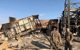 Tổng thống Trump: Iran không kích, binh sỹ Mỹ chỉ bị thương nhẹ