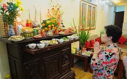 Đại đức Thích Minh Thành chỉ bài cúng Giao thừa trong nhà, ngoài trời Tết 2020 cho gia chủ