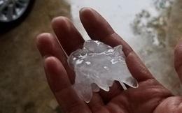 Trưa 30 Tết: Mưa đá xuất hiện tại Thanh Hóa, Phú Thọ, Thái Nguyên