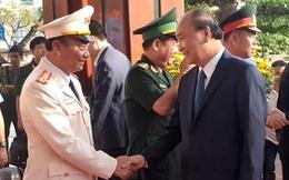 Thủ tướng Nguyễn Xuân Phúc thăm, chúc tết Công an Đà Nẵng
