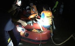 Lật đò chở khách du lịch Hàn Quốc ngày đầu năm khiến 1 người tử vong ở Hạ Long