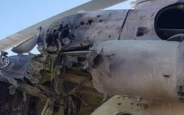 Trực thăng Mi-8 với phi hành đoàn người Ukraine bị súng chống tăng bắn hạ