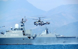 Vị thế Hải quân Việt Nam