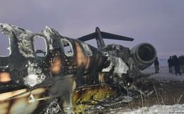 Tình báo Nga: Máy bay do thám Mỹ vừa rơi là của trùm CIA chỉ huy vụ ám sát tướng Iran Soleimani