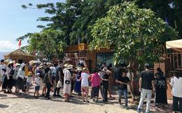 Khánh Hòa: Chính thức tạm ngưng đón khách Trung Quốc