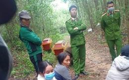 2 thanh niên chết cạnh nhau trong rừng khi về quê ăn Tết