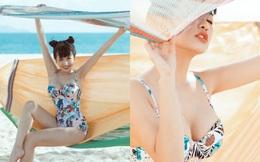 Trang Moon khoe vẻ đẹp nóng bỏng, gợi cảm ở tuổi 27