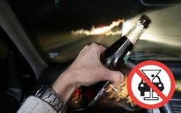 3 mức phạt nồng độ cồn với người điều khiển ô tô, xe máy, xe đạp từ 2020