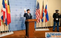 Sau lễ cắm cờ, Việt Nam mở màn hoạt động tại Hội đồng Bảo an