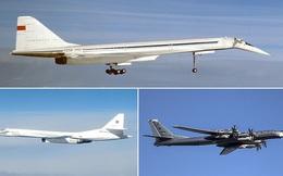 """Từ Blackjack đến """"Concorde Liên Xô"""" - Những thiết kế nổi tiếng của kỹ sư Tupolev"""