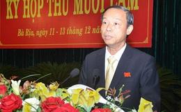 Bà Rịa – Vũng Tàu có Chủ tịch tỉnh mới