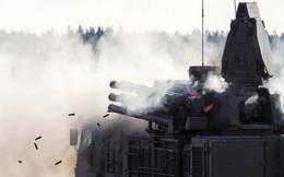 Pantsir-S Nga truy sát khủng bố Syria: Chạy đâu cũng không thoát!