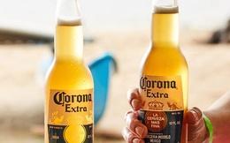 Hãng bia Mexico nổi tiếng bất ngờ nhờ dịch viêm phổi Corona