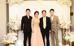 Con trai sinh năm 1995 của bầu Hiển được chọn vào ghế chủ tịch Hà Nội FC