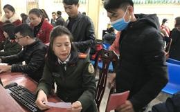 Nghệ An: Đeo khẩu trang đi làm hộ chiếu, tạm hủy kế hoạch sang Trung Quốc lao động vì lo ngại virus corona