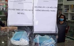 Giữa cơn sốt giá khẩu trang vì dịch Corona, người Đà Nẵng tan chảy với những hành động nhỏ